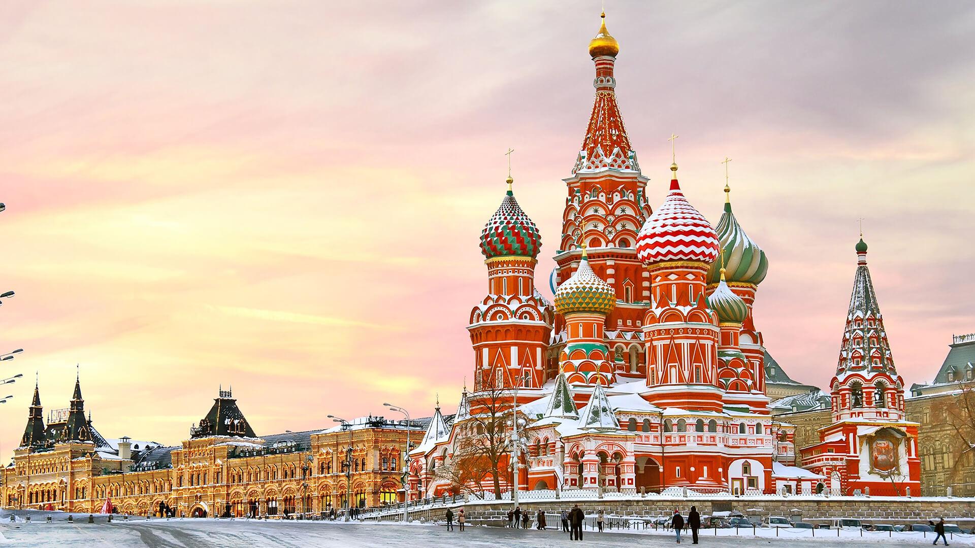 ทัวร์รัสเซีย เที่ยวรัสเซีย แพคเกจรัสเซีย กรุ๊ปเหมา ราคาถูก