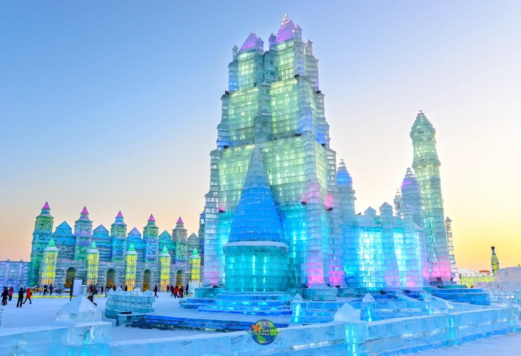 เทศกาลน้ำแข็งฮาร์บิน2