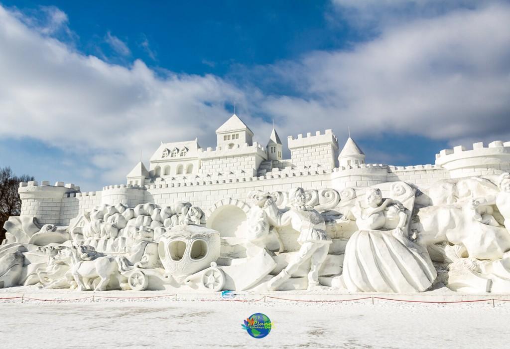 เทศกาลน้ำแข็งฮาร์บิน4