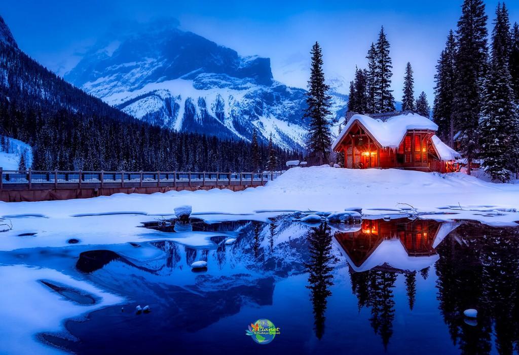 ดินแดนที่มีอากาศหนาวเย็นที่สุดในโลก 8