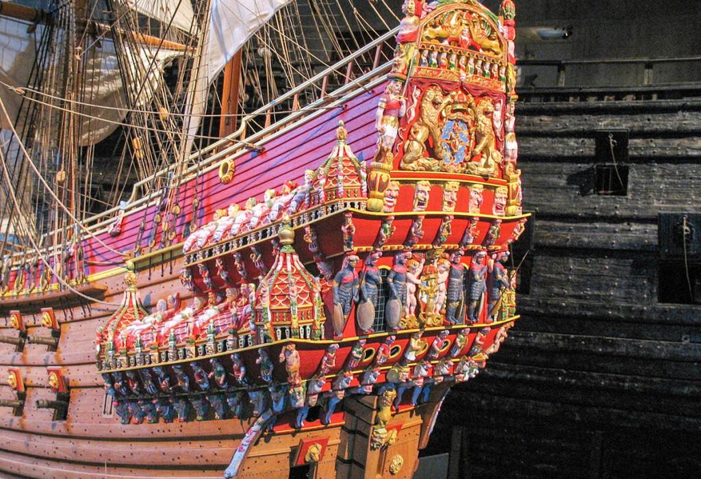 เรือรบโบราณวาซา 12