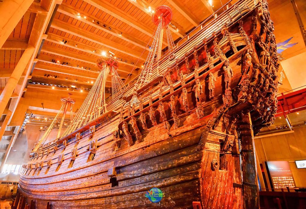 เรือรบโบราณวาซา 2