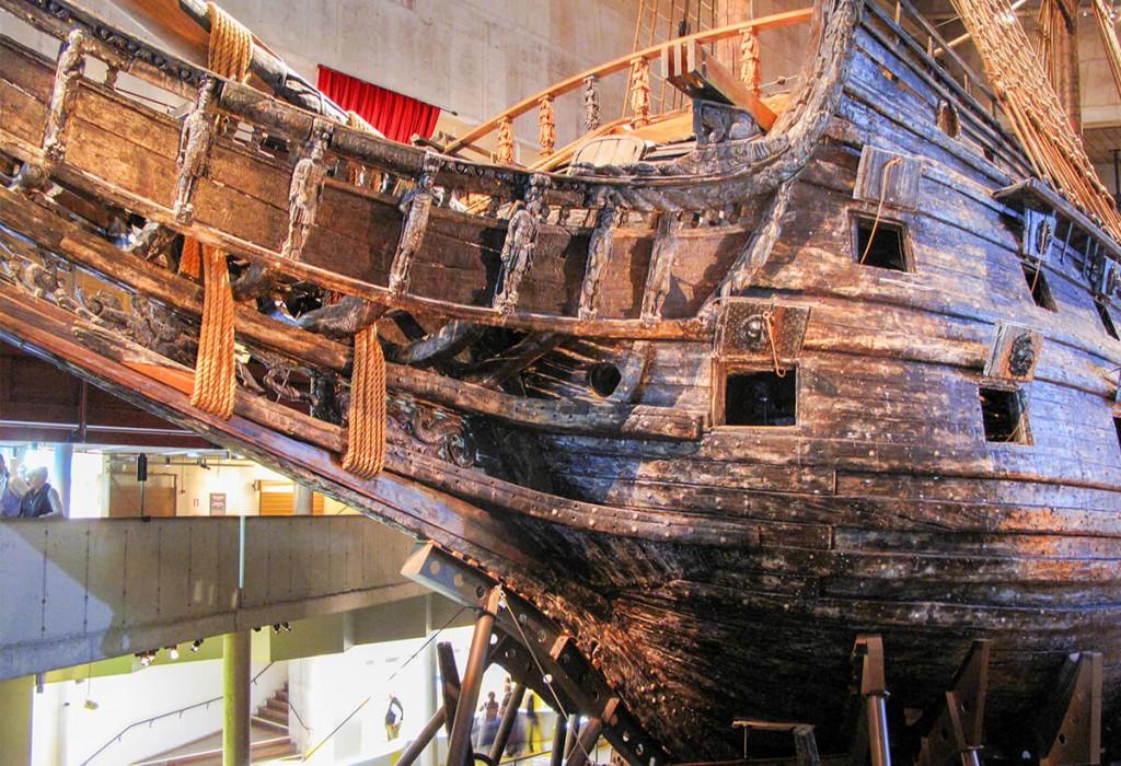 เรือรบโบราณวาซา 8