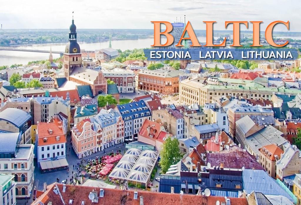 เอสโตเนีย ลัตเวีย ลิทัวเนีย