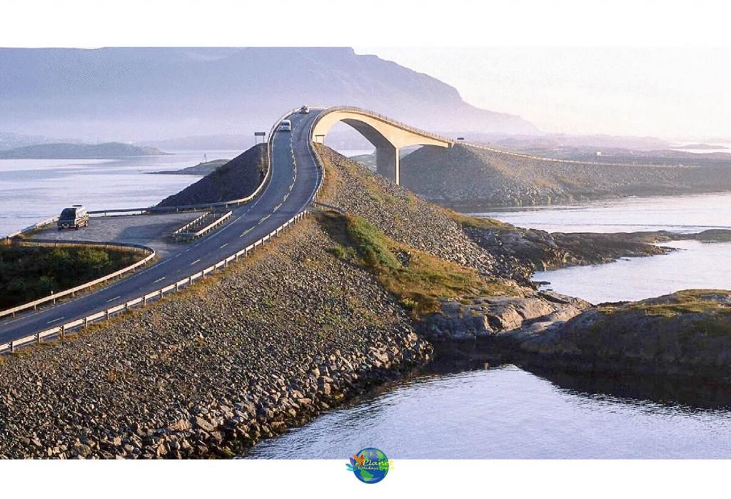 Atlantic Ocean Road 4