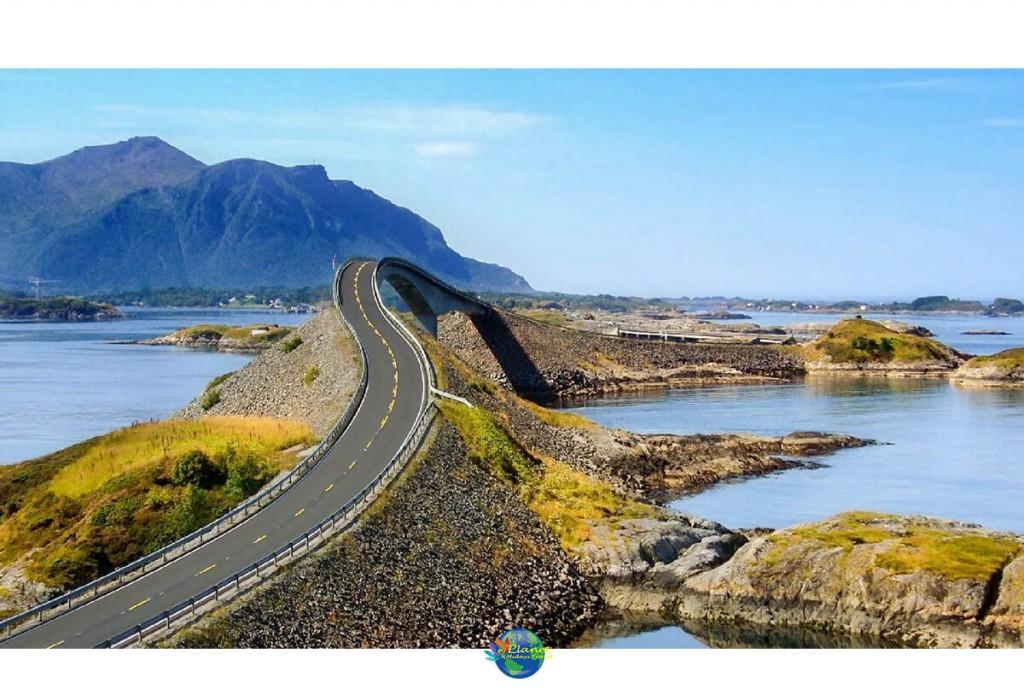Atlantic Ocean Road 5