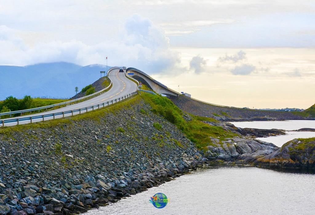 Atlantic Ocean Road 6