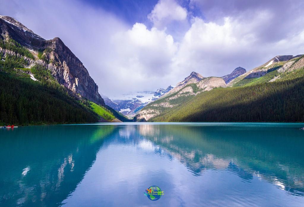 ทะเลสาบหลุยส์ (Lake Louise) 1