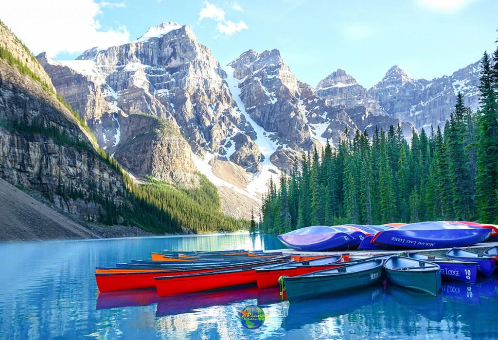 ทะเลสาบหลุยส์ (Lake Louise) 2