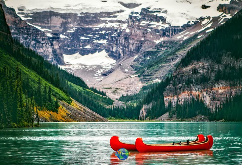 ทะเลสาบหลุยส์ (Lake Louise) 3