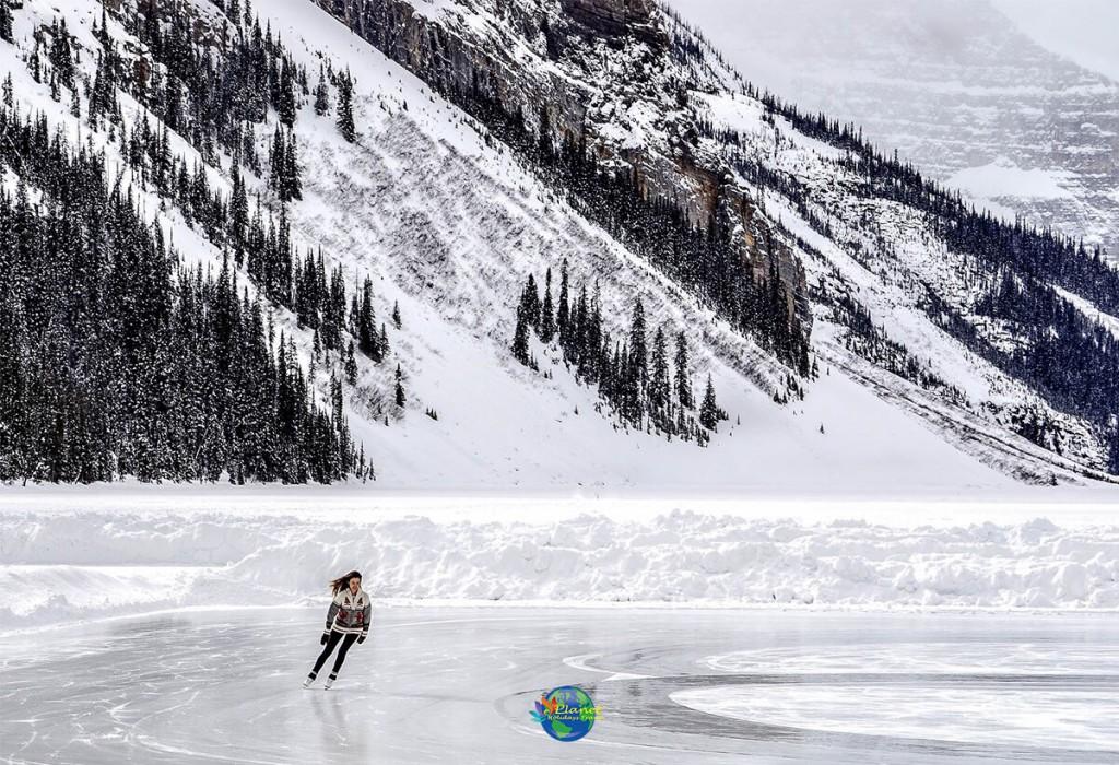 ทะเลสาบหลุยส์ (Lake Louise) 7