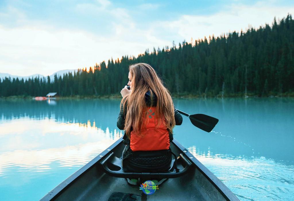 ทะเลสาบหลุยส์ (Lake Louise) 9